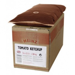 Ketchup HEINZ aux tomates 3 x 2,5 L  53311 Sauces Hot-Dog