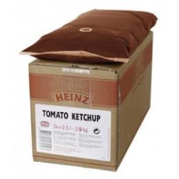 Ketchup HEINZ aux tomates 3 x 2,5 L  53311 Sauces Hot-Dog