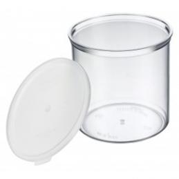 Récipient plastique transparent  15102 Récipients