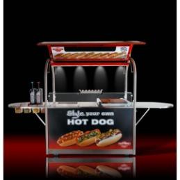 Chariot Hot Rod Dog  33000 CHARIOTS