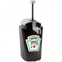 Distributeur de sauce HEINZ 2,5L HOT DOG TOWN