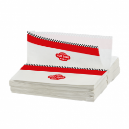 500 Emballages pour hot dog  85110 Consommables