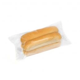 Pains Hot-Dog grand format prédécoupés 128 x 80 g  52140 Petits pains Hot-Dog