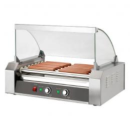 Grill à rouleaux pour Hot Dog  BRONX