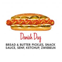 Concombres marinés aigre doux bocal de 4L  53211 Garniture pour Hot-Dog