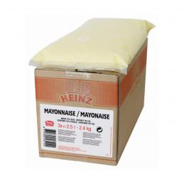Mayonnaise HEINZ 3 x 2,5 L  53346 Sauces Hot-Dog