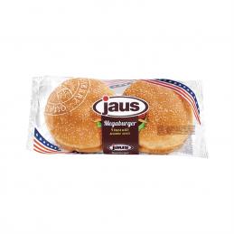 Pains à hamburger au sésame prédécoupés 168 x 75 g  52300 Petits pains Hot-Dog