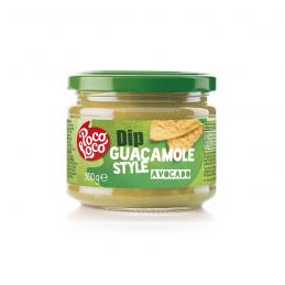 Sauce Poco Loco Dip Guacamole Style 300 g  53230 Nouveautés