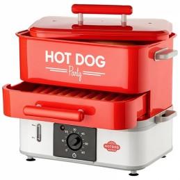 Cuiseur vapeur Hot Dog Party  11050 Cuiseurs vapeurs pour Hot Dogs