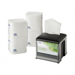 Kit distributeur de serviettes Tork Xpressnap Snack  83250 Distributeurs de serviettes