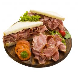 Boeuf Pastrami râpé pour Hot-Dog goût épicé et incomparable  54221 Saucisses Hot Dog