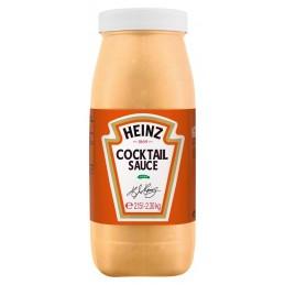 Sauce Cocktail Heinz 2,15 litres  53366 Sauces Hot-Dog