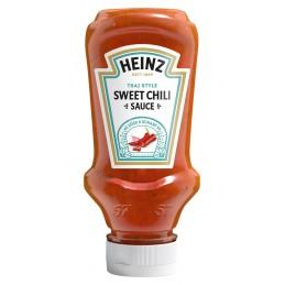 Sauce Sweet Chilli HEINZ façon Thai 220 ml  53589 Sauces Hot-Dog