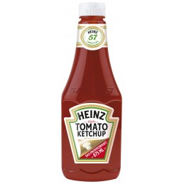 Ketchup aux tomates HEINZ 875 ml  53549 Sauces Hot-Dog