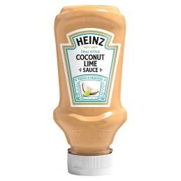 Sauce Coco Citron Vert façon Thaï 220 ml  53579 Sauces Hot-Dog