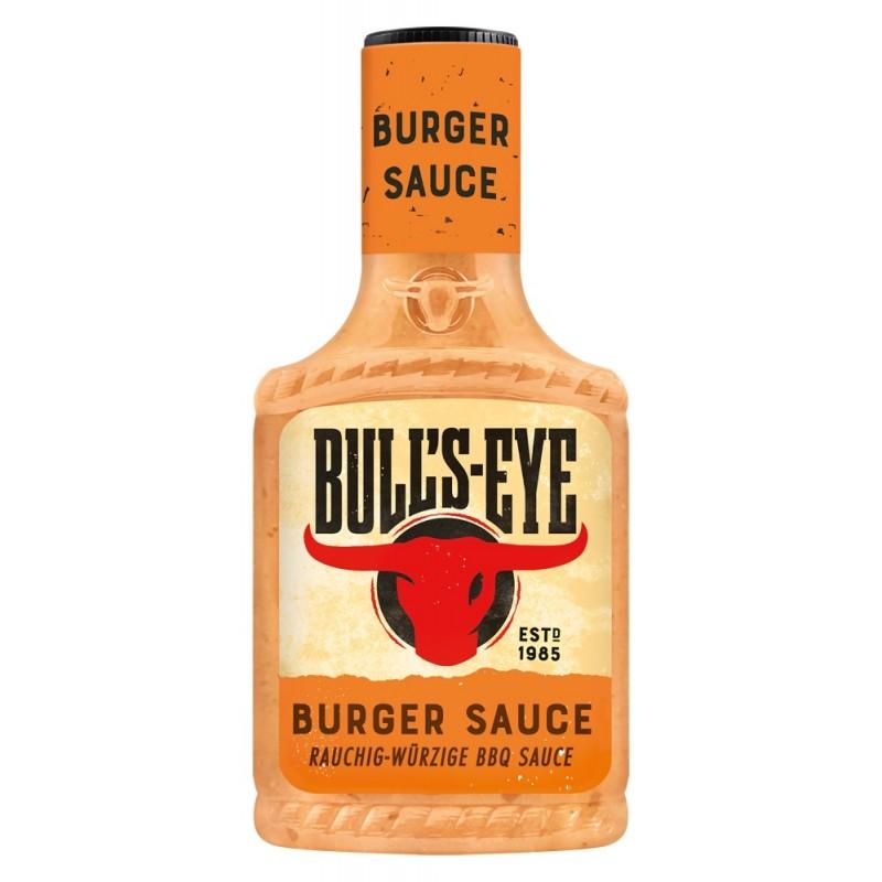 Sauce Burger Bull's Eye 300 ml  53526 Sauces Hot-Dog