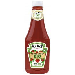 Ketchup tomate BIO HEINZ 875 ml  53544 Sauces Hot-Dog