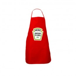 Tablier HEINZ: DRESSED TO GRILL  73401 Accueil