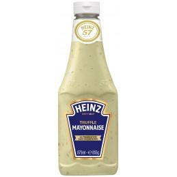 Mayonnaise HEINZ à la truffe 875 ml  53552 Sauces Hot-Dog