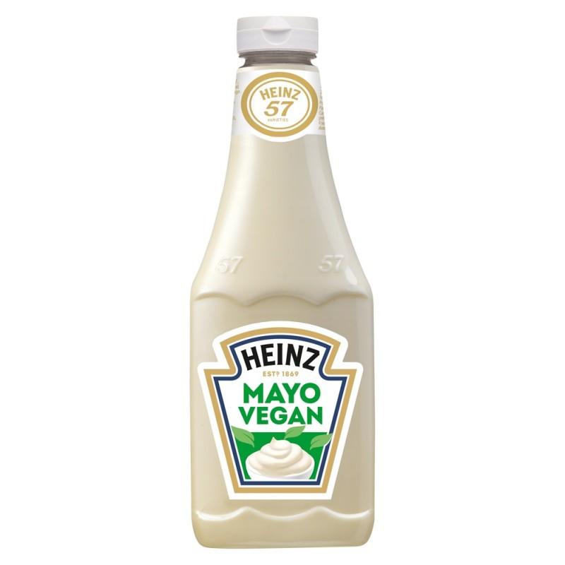 Mayonnaise Végane HEINZ classique 875 ml  53603 Sauces Hot-Dog