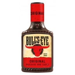 Sauce Bull's Eye BBQ Barbecue Originale 300 ml  53517 Sauces Hot-Dog
