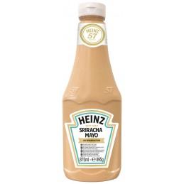 Mayonnaise Sriracha (TABASCO) HEINZ 875 ml  53546 Sauces Hot-Dog