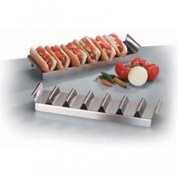 Plateau de préparation/ présentation pour 7 hot dogs  84307 Ustensiles