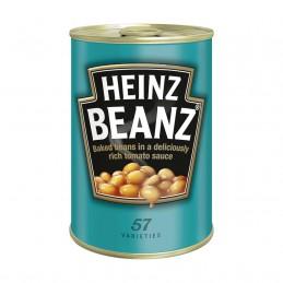 Beans nature Heinz 415g  53555 Accueil