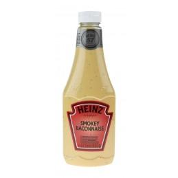 Sauce Smokey Baconnaise HEINZ 875 ml  53545 Sauces Hot-Dog