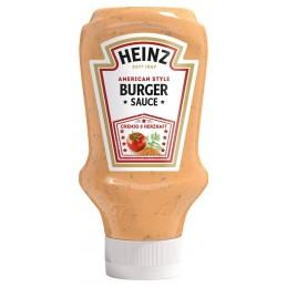 Sauce American Burger HEINZ 220ml  53602 Sauces Hot-Dog