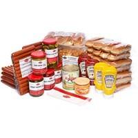 Epicerie Hot dog : Produits et aliments pour vos Hot-Dogs