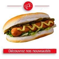 Les nouveaux produits pour vos Hot-Dog : Hotdogworld